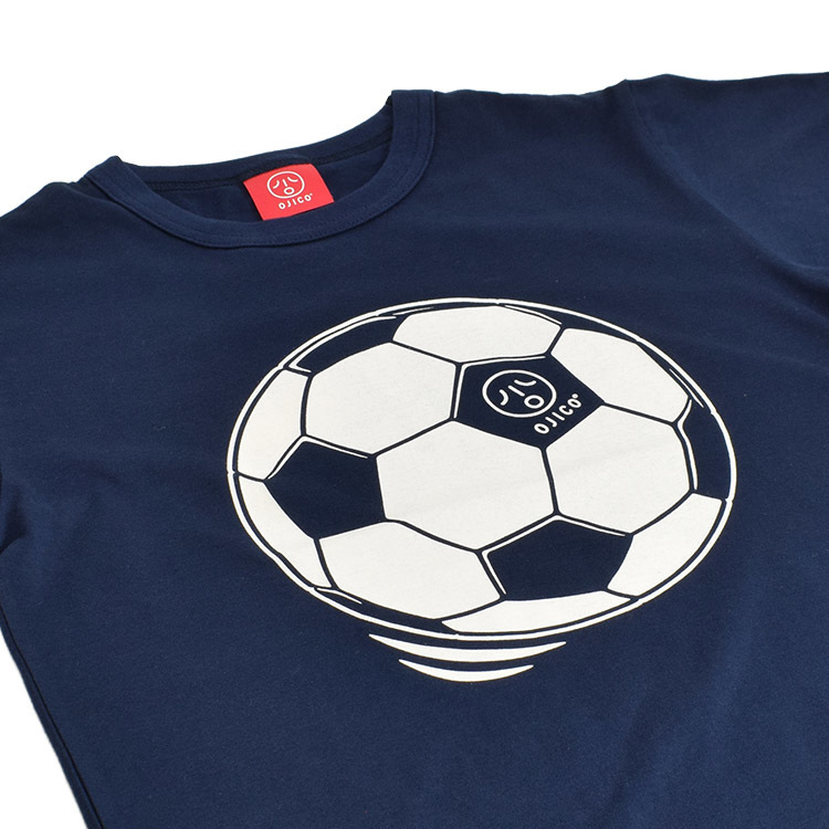 OJICOTシャツ.「リフティング」 サッカー日本代表ver. キッズ